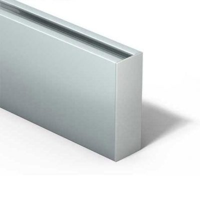 370-104 Aluminum End Cap