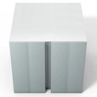 370-138 Aluminum End Cap
