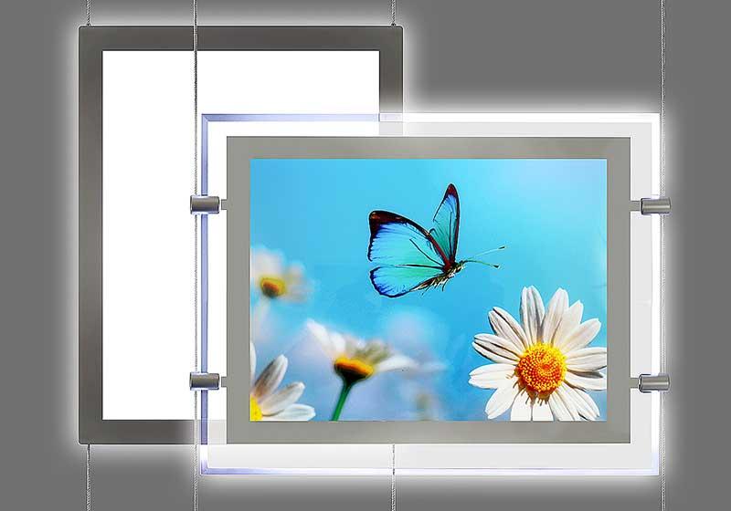 Nova Display Systems / Acrylic LED Backlit Displays