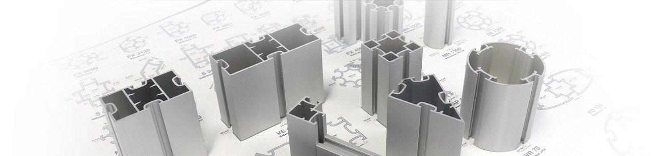 Aluminum Extrusions for Modular Displays