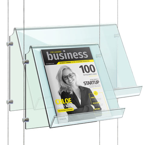 Nova Display Systems / Acrylic & Glass Shelves