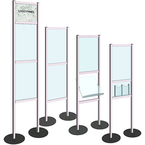 Nova Display Systems / Stack-on Display Stands