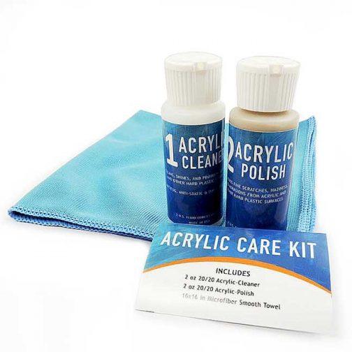 Nova Display Systems / Acrylic & Plastic Cleaning Kit