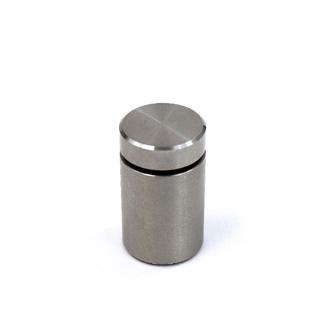 "5/8"" Diameter Stainless Steel Standoff (3-Part Standoff with M6 Stud-Cap)"