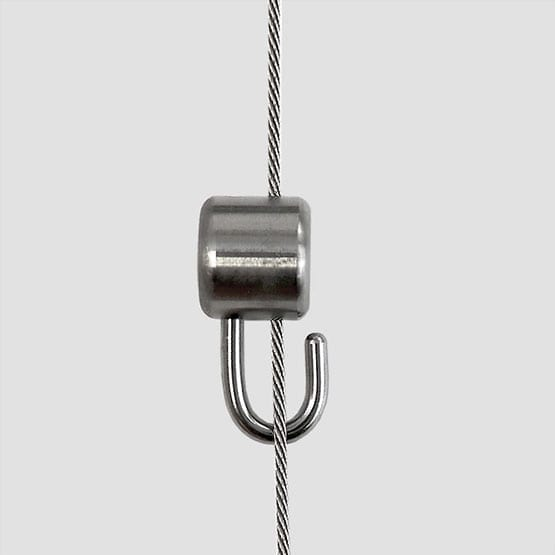 Picture Hook for Framed Artwork and Photos | #303 Stainless Steel