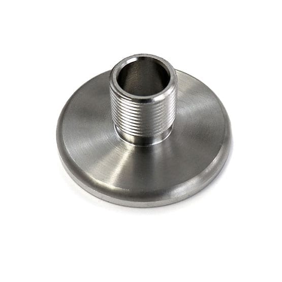 Base Support – 38mm (1-1/2″) Diameter | Stainless Steel