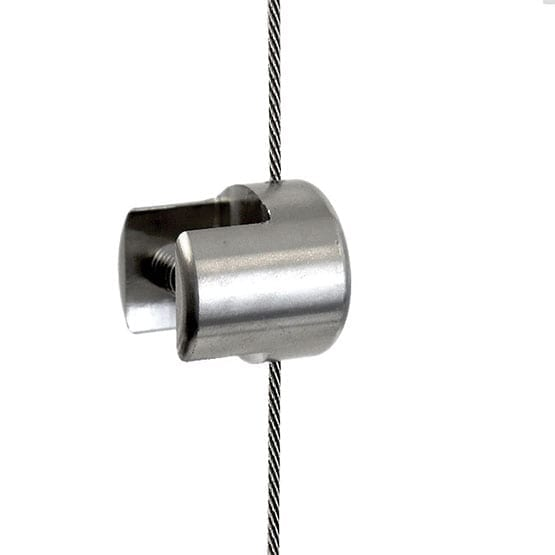 Vertical Support Single-Sided for 1.5mm Stainless Cables